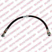 Delphi Rear Right Brake Hose Assembly LH6640 - BRAND NEW - 5 YEAR WARRANTY