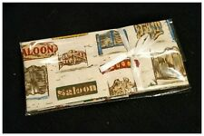COVER for Draft Excluder, Draft Stopper,Door Sausage/Snake-NEW-Western theme