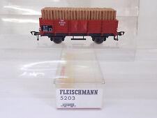 MES-54717Fleischmann 5203 H0 Güterwagen DB 631025 sehr guter Zustand
