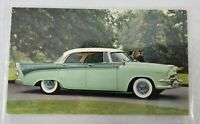 VINTAGE Real Photo Post Card 1956 Dodge Custom Royal Lancer NEVER USED