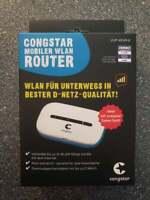 Huawei E5330 - Congstar Prepaid Mobiler WLAN Router - Hotspot 21Mbit/s - NEU