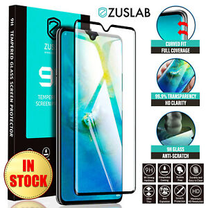 For Huawei P30 Pro P40 Pro Mate 20 Pro Coverage Tempered Glass Screen Protector