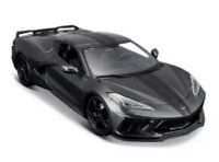 2020 Chevrolet Corvette Stingray Coupe Special Edition Diecast 1:18 Model