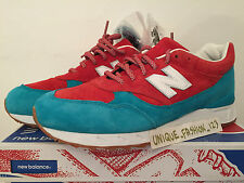 NEW Balance 496 Regatta concetti US 9.5 UK 9.5 43 LUXARY merci KENNEDY 997 ROSE