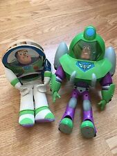 Buzz lightyear talking diver working figure  / buzz book bundle collectors items