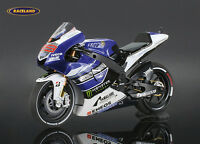 Yamaha YZR-M1 Yamaha Factory Racing MotoGP 2013 Jorge Lorenzo, Minichamps 1:12