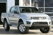 MITSUBISHI TRITON L200 MN 2009-2014 2.5L TURBO DIESEL WORKSHOP SERVICE MANUAL