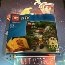 LEGO CITY POLYBAG 40177 ZELT SCHLANGE DSCHUNGEL 6+
