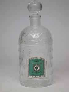 Guerlain Veritable Eau de Cologne Imperiale Extra Dry 8.5 oz Bee Bottle Label