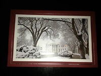 Official Obama 2010 White House Christmas Card