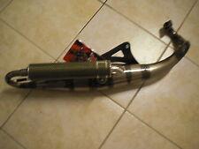 pot d'échap NINJA X RUN pour peugeot ludix air / liquide + sil kevlar (208210/K)