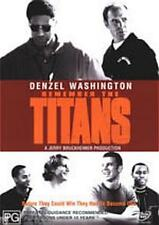 Remember The Titans (DVD, 2002)