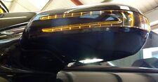 Mercedes W209 CLK CLK200 CLK220 CLK320 CLK500 CLK55 Arrow LED wing mirror covers
