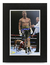 Anthony Crolla Signed 16x12 Photo Display Boxing Autograph Memorabilia + COA