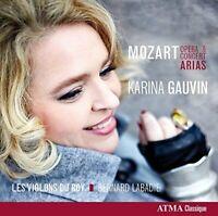 Karina Gauvin / Les Violins du Roy - Mozart: Opera and Concert Arias [CD]