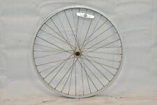"""Weinmann 26"""" Front Road Bike Wheel Joytech Hub Silver OLW100 19mm 36S AV Charity"""