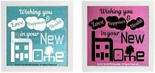 Vinyl Sticker FOR IKEA RIBBA FRAME - New Home Gift - Wishing you Love, Happiness