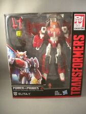 New Transformers ELITA-1 Power of the Primes Voyager Class Robot Jet FemBot