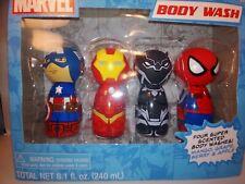 Marvel Children's Body Wash Gift Set