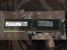 647653-381  - HP 16GB PC3-10600 DDR3-1333Mhz 2Rx4 1.35v ECC Registered RDIMM