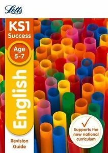 KS1 English SATs Revision Guide Age 5-7 (Letts KS1 Revision Success), Letts