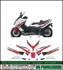kit adesivi stickers compatibili tmax 2008 2011 50 wgp anniversary