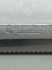 Vintage Solingen Germany Diogenes 6