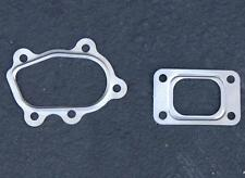 T25 T28 Turbo + Downpipe Upgrade/Replacement Gaskets SS