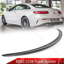 2018 E400 E500 Unpainted ABS Mercedes Benz C238 A Type Rear Trunk Boot Spoiler E