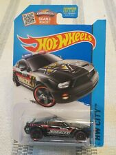 HOT WHEELS  HW CITY- 2015- FORD MUSTANG GT CONCEPT SHERIFF
