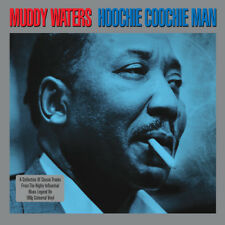 Muddy Waters - Hoochie Coochie Man (2LP Gatefold 180g Vinyl) NEW/SEALED