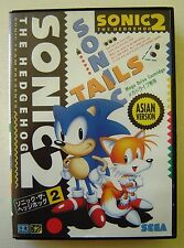 Sonic 2 - Megadrive Japanese Boxed with manuals