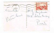 LE CHANTEUR REDA CAIRE DE CASABLANCA EN 1952