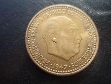 1 PESETA 1947-54 EBC