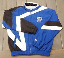Vintage Starter Kentucky Wildcats UK Windbreaker Full Zip Jacket Size XL Nylon