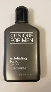 💥 Clinique For Men Exfoliating Tonic 6.7oz/200ml FREE SHIPPING
