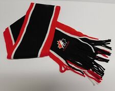 TEAM CANADA HOCKEY - CROWN  ROYAL SCARF IN VERY GOOD CONDITION / VERY NICE!!