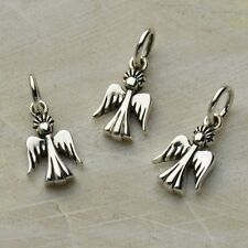 Sterling Silver Tiny Angel Charm – C4020