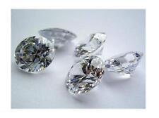 Round Cut Lab Created Diamond D-IF 0.25CT-mm 4,00 Heart & Arrow