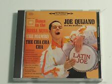 Joe Quijano Latin Joe (Lamento Borincano)