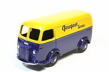 1/43 Dinky Toys Atlas Fourgon Tole Peugeot D.3.A.Peugeot Service 25B