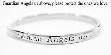 Sterlina Mi Milano Message Bangle Sentimental Meaningful Twisted Bracelet Gift