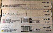 4 original tóner Xerox altalink c8030 8035 8045 8055 8070/006r01697 - 006r01700