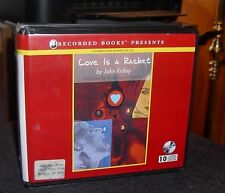 Love Is a Racket by John Ridley / Peter Jay Fernandez Unabridged Audio book CDs