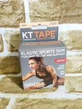 Kinesiology Therapeutic Sports Tape, Gentle Adhesive for Sensitive Skin