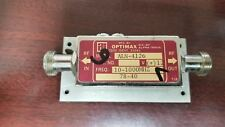 OPTIMAX ALN-4126 10-1000MHZ Amplifier