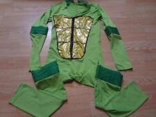Women's TMNT S (2/4) Halloween Costume Bodysuit Teenage Mutant Ninja Turtles Out