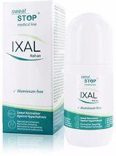 IXAL Antitranspirant Roll-On OHNE Aluminiumsalze by everdry 33,-/100 ml