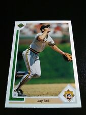1991 Edition Upper Deck #183 Jay Bell Pirates Nm/Mt Collector's Choice Minty