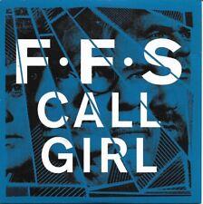 FFS Call Girl Promo CD Single Sparks & Franz Ferdinand